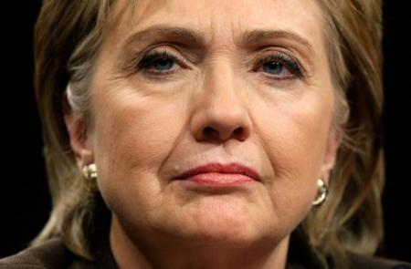 Hillary clinton without